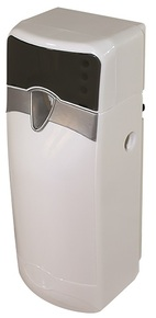 Picture of item 603-510 a Basic Metered Aerosol Dispenser. White.