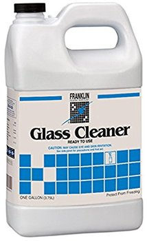 Picture of item 662-202 a Window Cleaner.  Non-foaming, non-ammoniated formula that penetrates and dissolves smoke film, finger marks and most other soild from mirros, windows, chrome and other reflective surfaces.  1 Gallon.