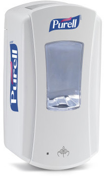 Picture of item 672-223 a PURELL® LTX-12™ Touch-Free Dispenser,  1200mL, White